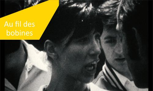 Au Fil Des Bobines #2 «Reprise» d'Hervé Leroux (1996) par Martine