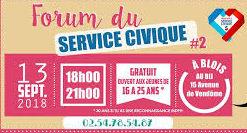 Forum Service Civique #4 : Parole aux assos !