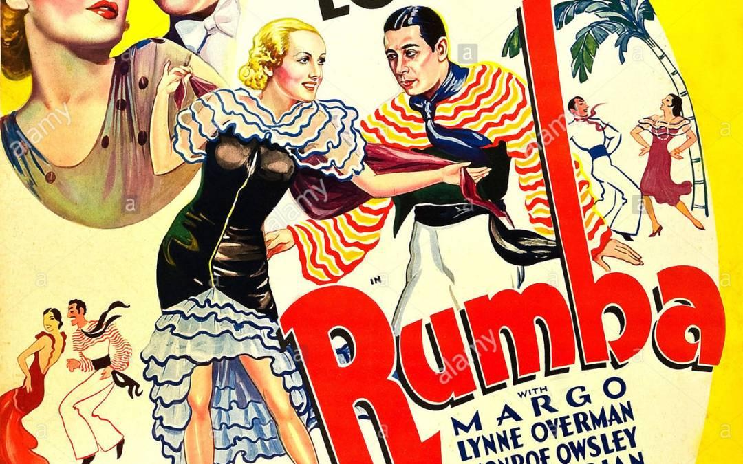 Chansons d'aujourd'hui…La rumba!