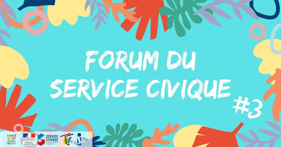 Forum Service Civique 2019 au BIJ #1 Les volontaires en Service Civique