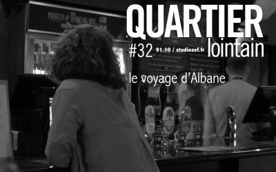Quartier lointain – Le voyage d'Albane
