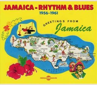 Le rythm'blues jamaïcain