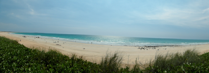 Broome Australien Cable Beach 1153