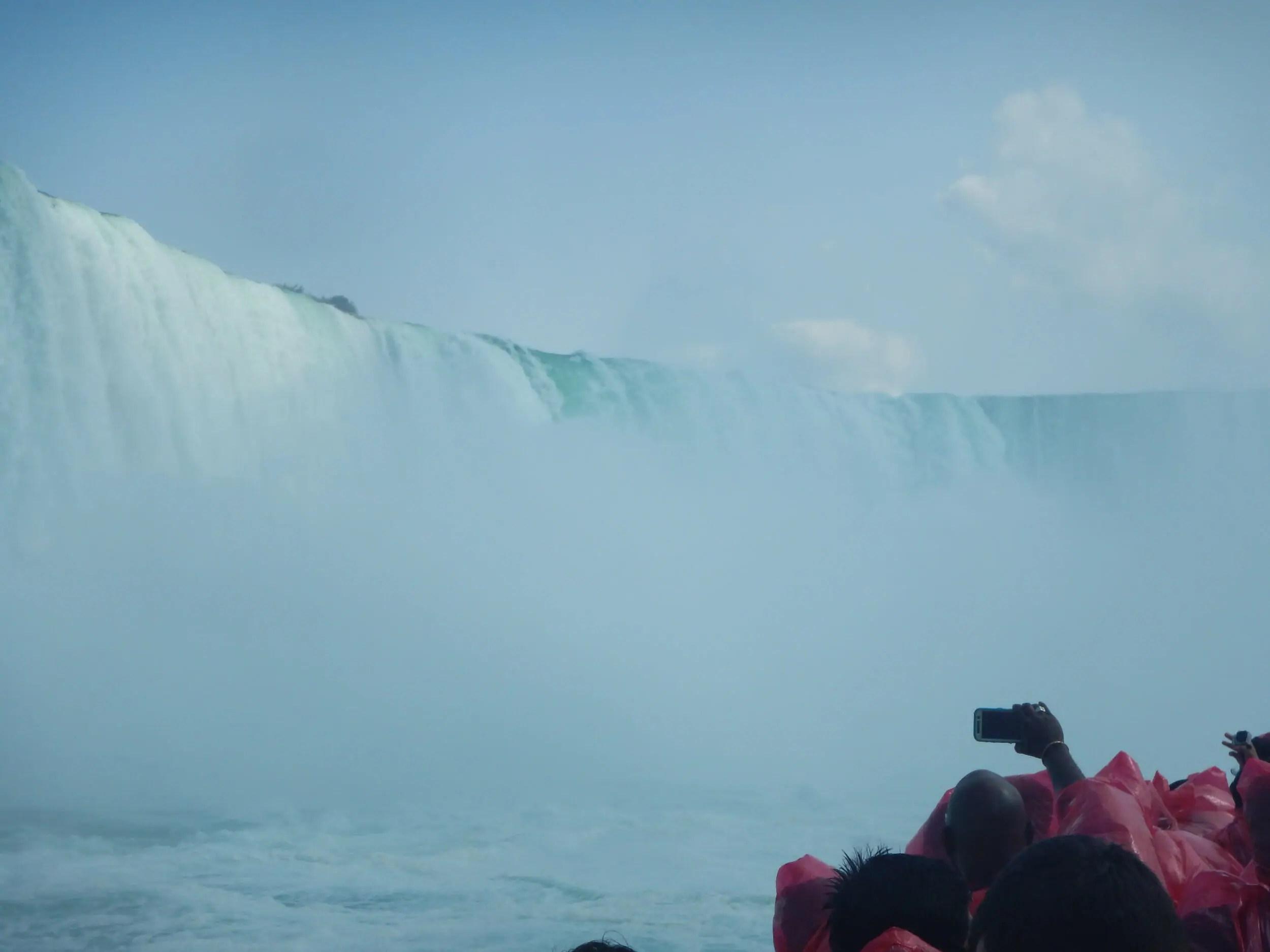 Niagarafaelle Titel
