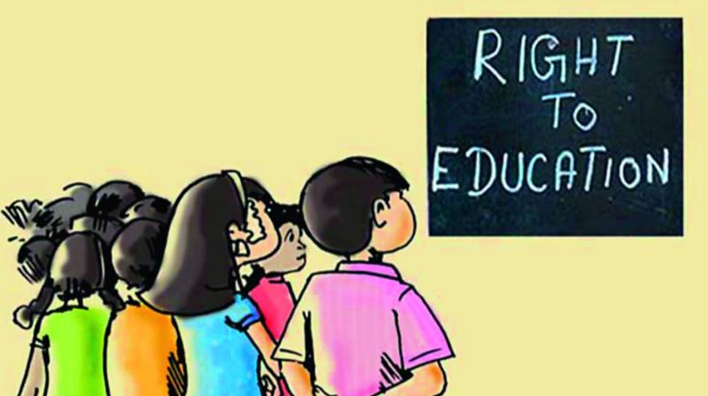 Right to Education on Brief