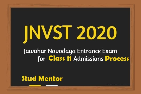 Navodaya-Class-11XI-Admission-Process-2020