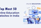 Online Education Learning 50 Websites