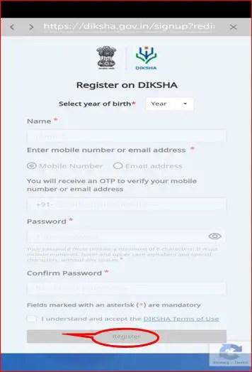 Nishtha Step by Step Registration 10