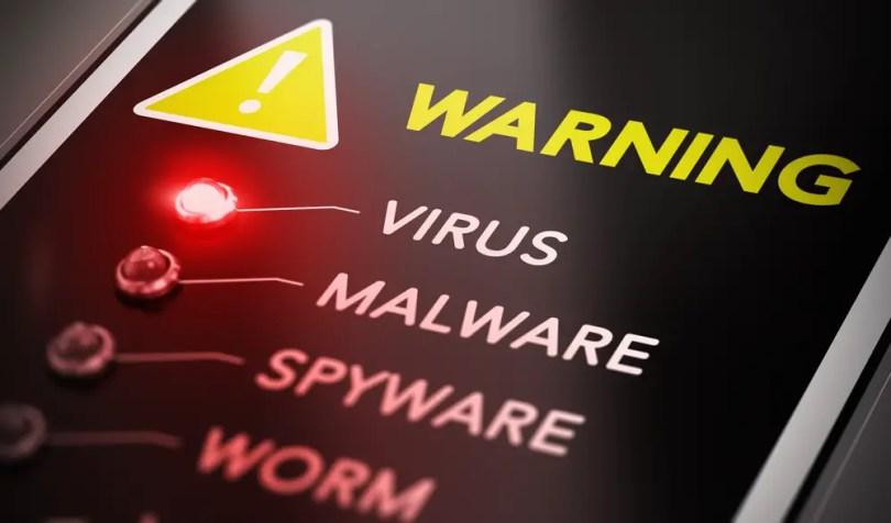 types of computer virus