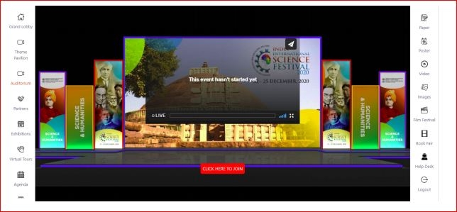 Step by Step Contest - India International Science Festival 2020  Step 7