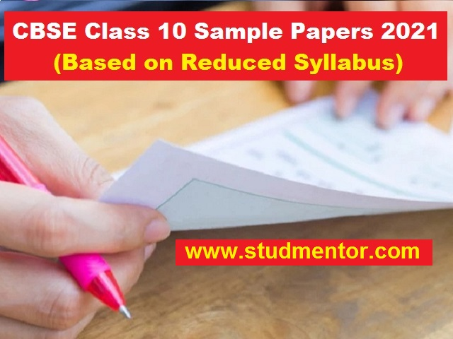 revised cbse-class10-sample -papers-for - 2021