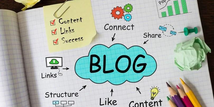 Blog in 2021
