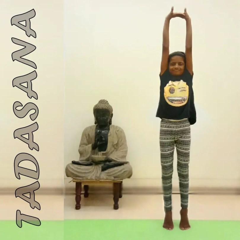 Tadasan Kids for Yoga