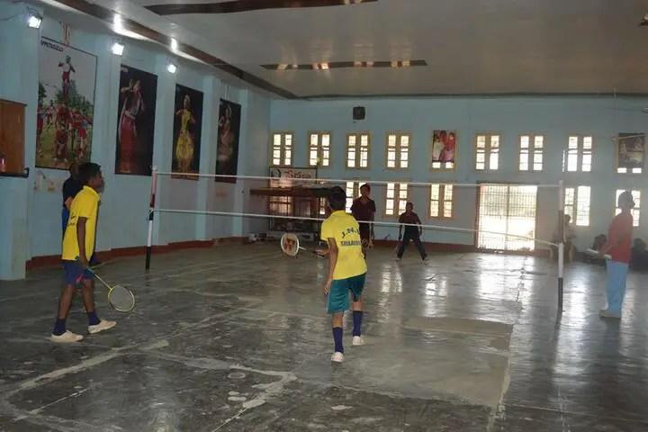 Jawahar Navodaya Vidyalaya-Indoor Sports