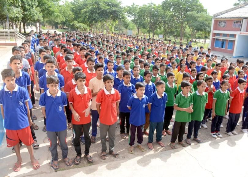 students of navodaya vidyalya 2021