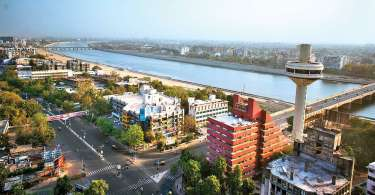 Why do Gujaratis pronounce Ahmedabad as Amdavad