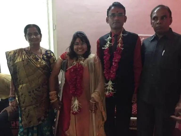 bhavina-patel-Family Photo
