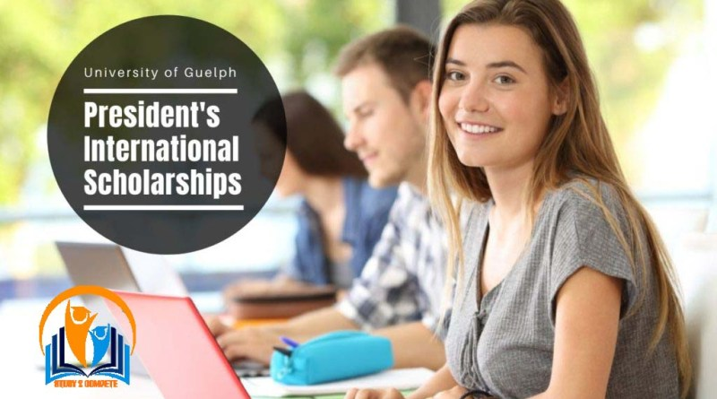Presidents International Scholarships