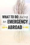 Emergency Abroad