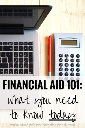 Financial aid gives me a huge headache. I did not fully understand my loans when I got them - I wish I knew more when I got them! This is a must-read for anyone who has federal aid or plans to get it!
