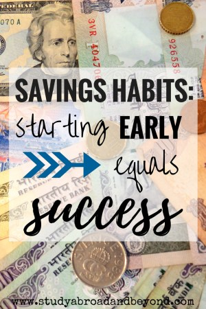 Why You Need a Savings Account... Or Five | Study Abroad and Beyond
