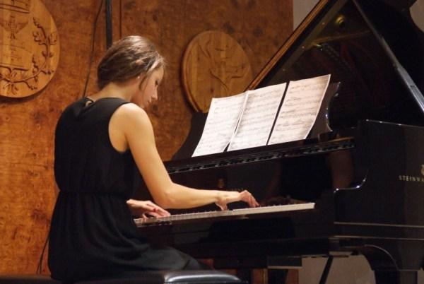 corso medio pianoforte