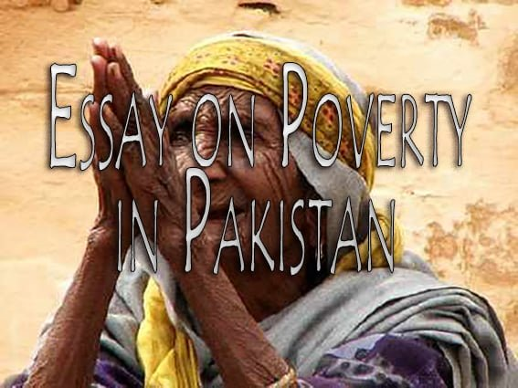 Essay on how poverty can be eradicated