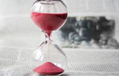 Hourglass, deadline