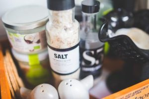 Salt bottle