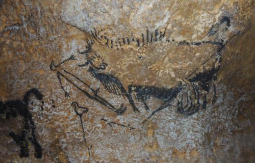 Early cave paintings
