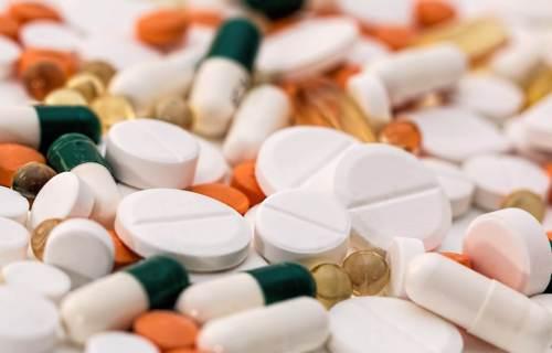 Medicine, painkillers, drugs, pills, opioids