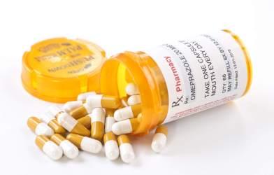 Omeprazole - medication for heartburn or acid reflux