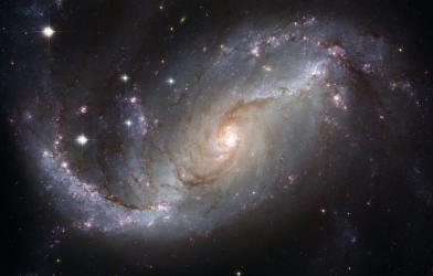Space, galaxy image