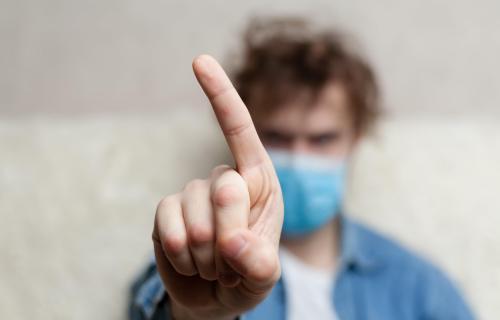 Social distancing shaming during coronavirus