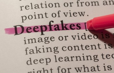 Deepfakes in dictionary