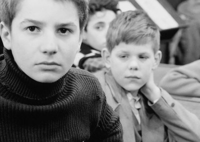 400 Blows (F. Truffaut, 1959)