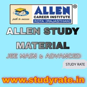 ALLEN Chemistry Modules Chapterwise Notes PDF Download