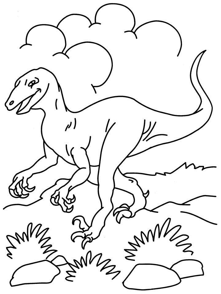Free Pdf Dinosaur Coloring PagesPdfPrintable Coloring Pages Free