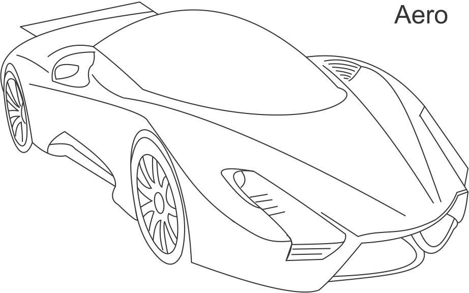 fast cars coloring pages cooloring com