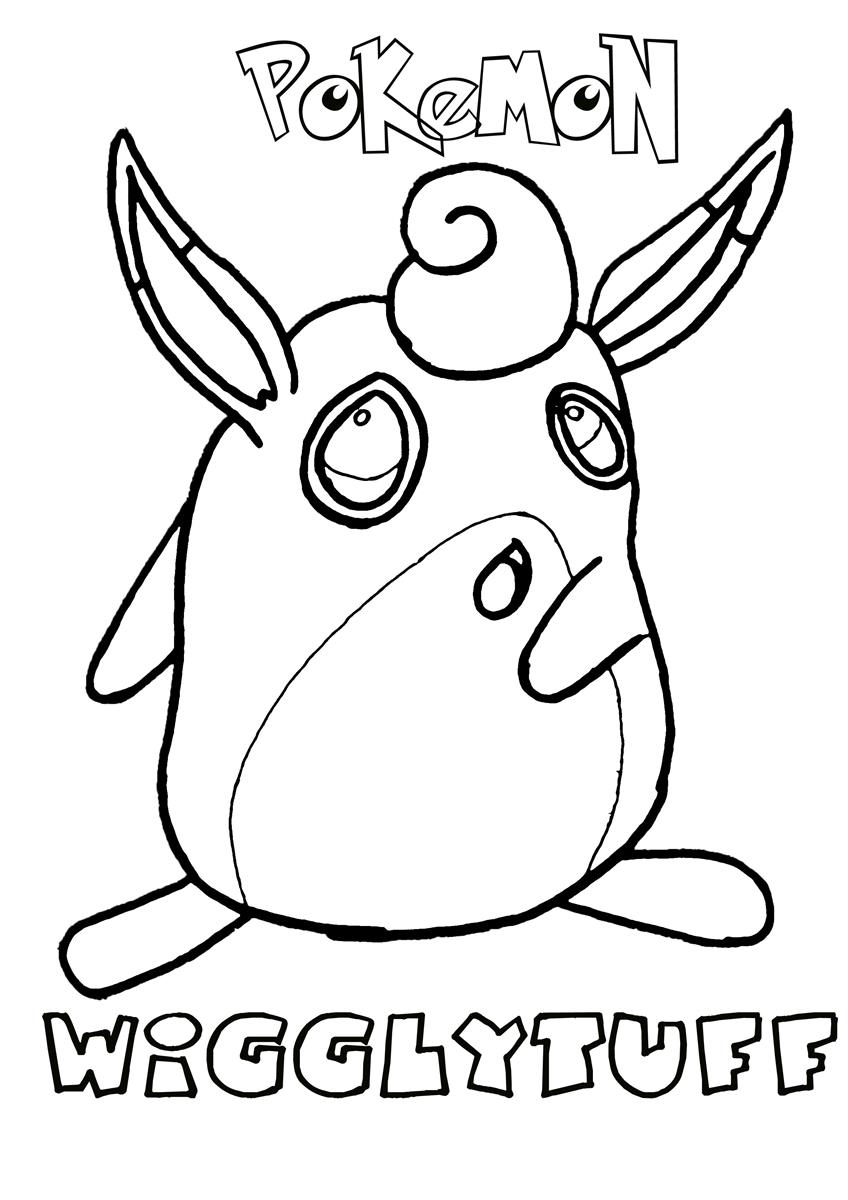 coloring pages wartortle cartoons gt pokemon