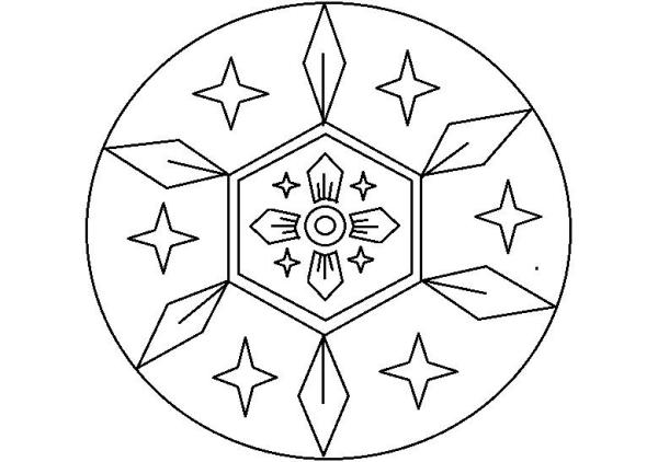 rangoli coloring pages # 42