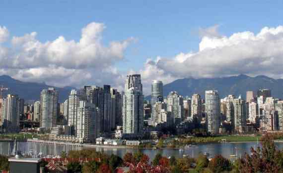 加拿大溫哥華遊學