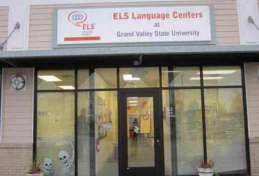 ELS Grand Rapids 大湍流市分校 @ Grand Valley State University