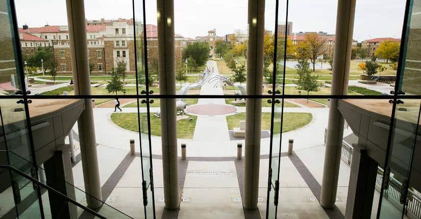 Texas Tech University 德州理工大學