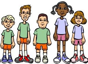 Children - Group work