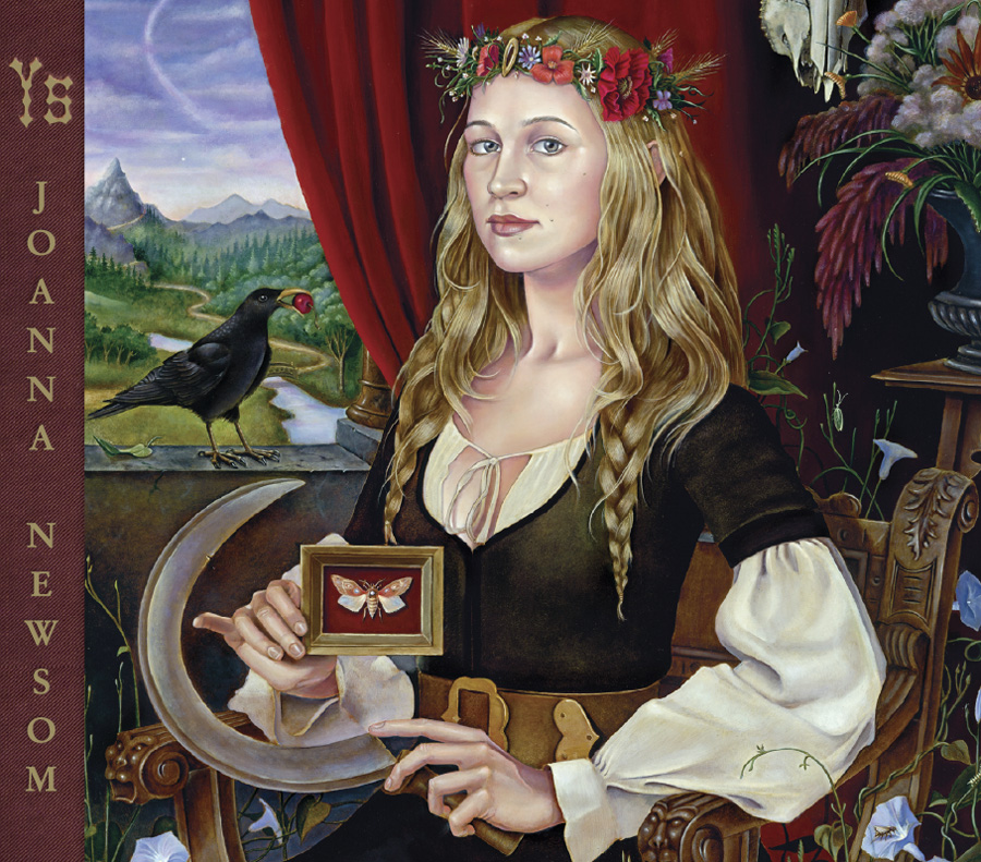 Joanna Newsom Ys