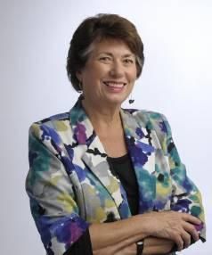 Fran Wilde, Greater Wellington Regional Council chairwoman.