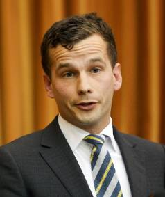 Image result for david seymour