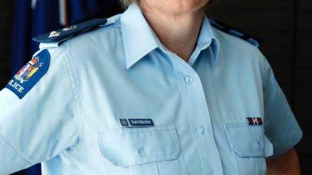 Tasman police district commander Karyn Malthus: