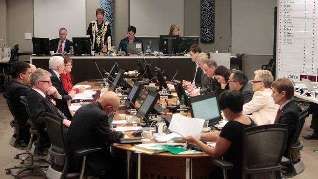 Wellington City councillors have spent the past two days hearing what members of the public think the capital's rates ...
